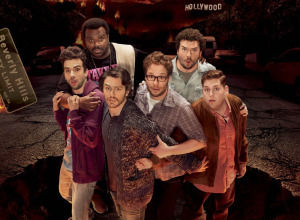 This is the End / Apokalypsa v Hollywoodu (2013)