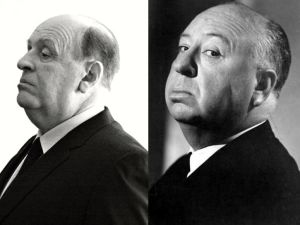 Anthony Hopkins / Alfred Hitchcock
