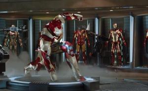 Iron Man 3 a nový oblek