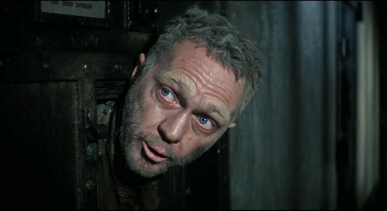 56ca09e4b22 Steve McQueen jako Henri Charrière