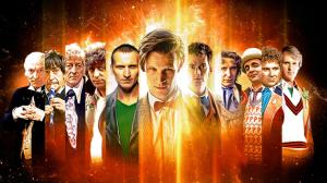 50. výročí Doctora Who