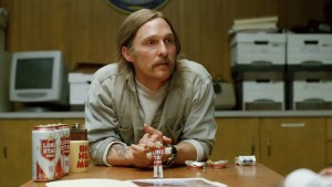Geniální Matthew McConaughey v roli vypravěče