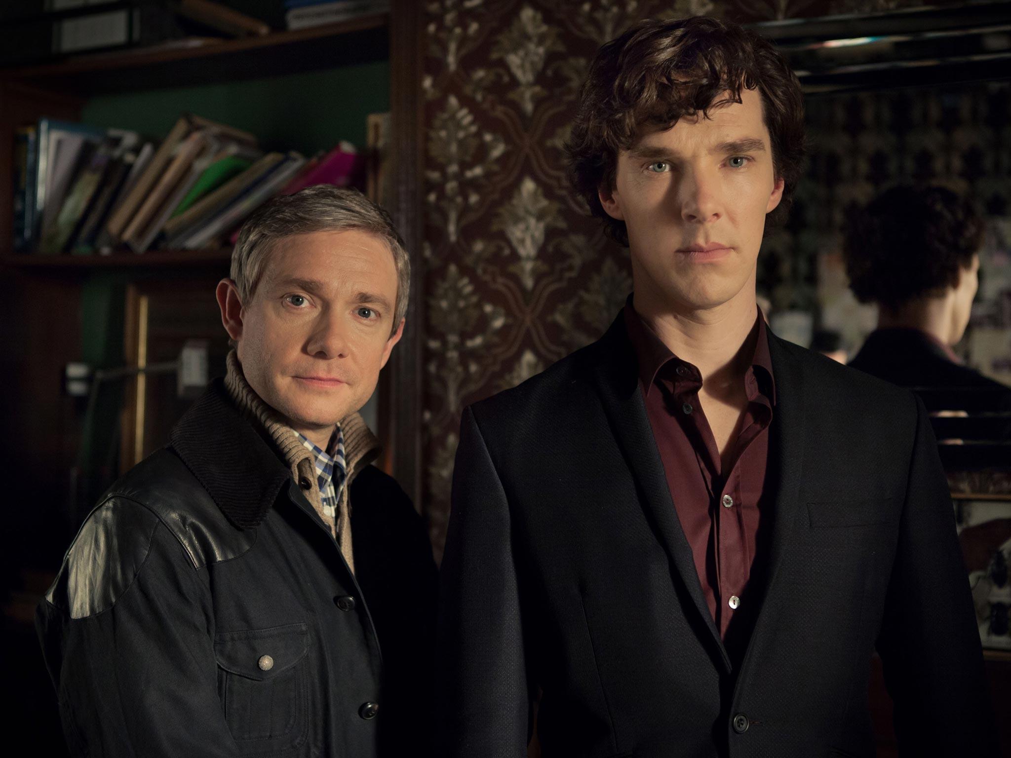 Sherlock Holmes a John Watson
