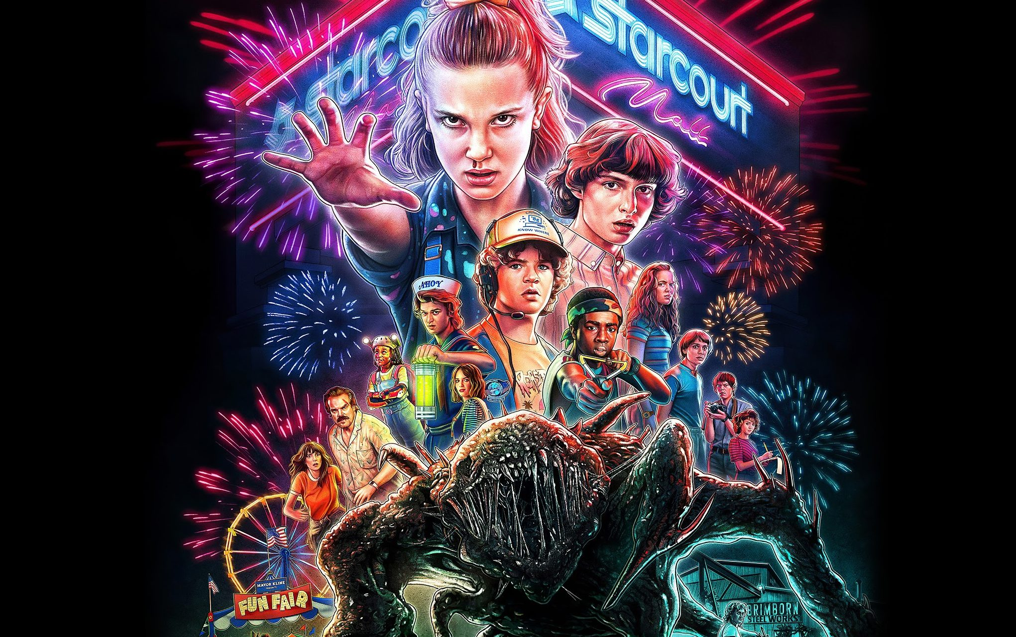is there gonna be a stranger things 4