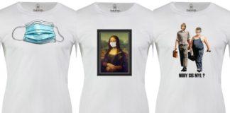 Covid trička