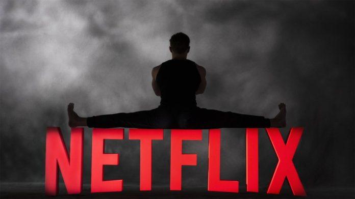 Van Damme Netflix