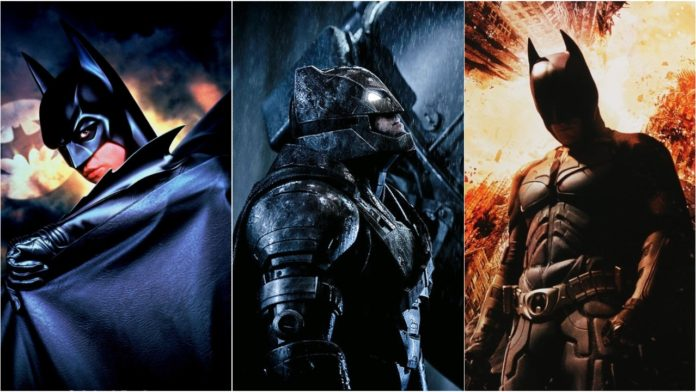 batman filmy