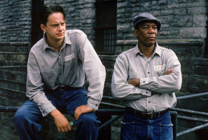 Nejlepší filmy: Vykoupení z věznice Shawshank