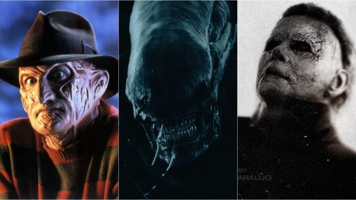 nejlepší hororové série